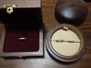 【COLANY(コラニー)の口コミ】 無地のプラチナの結婚指輪ではなく、ダイヤモンドの入っているものがいいな…