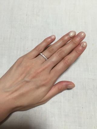 【エクセルコダイヤモンド(EXELCO DIAMOND)の口コミ】 ゼクシィの中にも、掲載されていて、いいな〜と思った事、前の職場から近く…