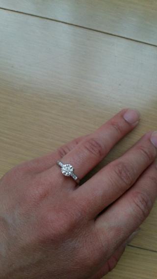 【ハリー・ウィンストン(Harry Winston)の口コミ】 指輪の購入にはいくつか候補がありました。しかし、このハリーウィンスト…