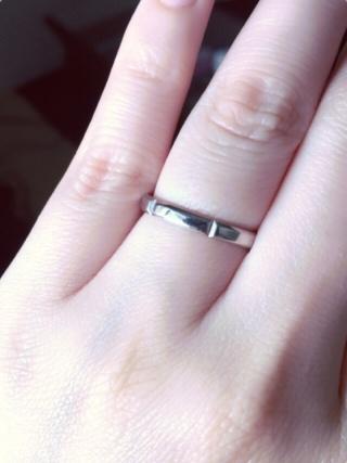 【フラー・ジャコー(FURRER-JACOT)の口コミ】 一生に一度のものだと思い探しに探しました。いろんな指輪を見ていくうちに…