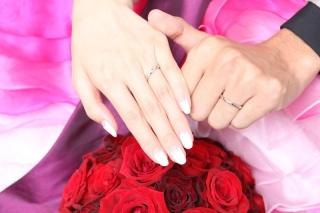 【4℃(ヨンドシー)の口コミ】 お付き合いして、主人から初めてもらった指輪がこのブランドで思い入れが…