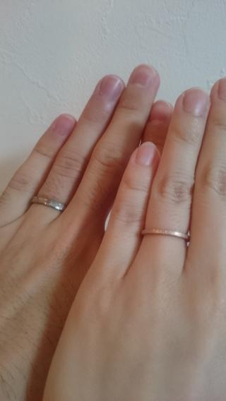 【鎌倉彫金工房(かまくらちょうきんこうぼう)の口コミ】 指輪に特にこだわりがなく、大金をかけるくらいなら無しでもいいかと思って…