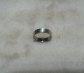 【ティファニー(Tiffany & Co.)の口コミ】 細い指輪のタイプよりも存在感のあるタイプが好きなので邪魔にならな程度の…