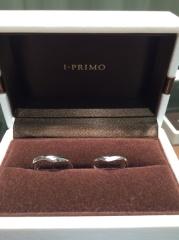 【アイプリモ(I-PRIMO)の口コミ】 まず、デザインが気に入りました! どうしてもダイヤ入りのキラキラ感が欲…