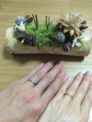 【mina.jewelry(ミナジュエリー)の口コミ】 既製品ではなく、セルフメーキングで指輪を作ることができる事が最大の決め…