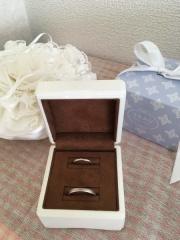 【フラウ神戸の口コミ】 一番の決め手はオーダーメイドで世界で一つだけの指輪を作ってもらえたこと…