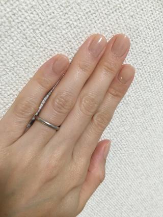 【ヴァン クリーフ&アーペル(Van Cleef & Arpels)の口コミ】 元々憧れのジュエリーブランドでした。 結婚指輪はシンプルなものにしよう…
