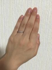 【LUCIE(ルシエ)の口コミ】 結婚してから家事をするので凹凸もなくシンプル、しかしいつまでも結婚当…