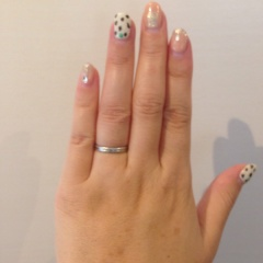 【KATSUKI(カツキ)の口コミ】 結婚指輪は、毎日つけるものなので、私も主人も、シンプルなものを希望して…