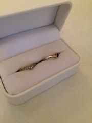 【結婚指輪手作り.comの口コミ】 完全手作りで自分たちでデザインを決めて作業し作っていくので思い出にも…