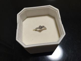 【4℃(ヨンドシー)の口コミ】 指輪といえば4℃!と思い行きました。たくさん素敵な指輪がありましたが、…