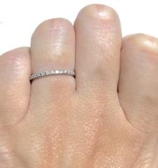 【スタージュエリー(STAR JEWELRY)の口コミ】 いかにも婚約指輪というデザインのものもいくつか候補に挙がったのですが…