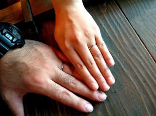 【鎌倉彫金工房(かまくらちょうきんこうぼう)の口コミ】 結婚指輪の下見を続けていましたが、あまりお金をかけすぎたくなかったし、…