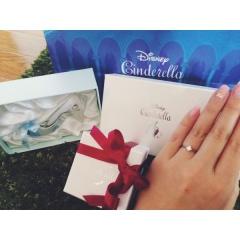 【Disney Cinderella(ディズニー シンデレラ)の口コミ】 昔からディズニーが大好きで、たまたま通りがかったCOCCOさんで取り扱…