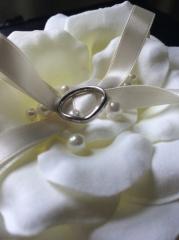 【ティファニー(Tiffany & Co.)の口コミ】 結婚指輪といえば、「いつかはティファニー」という気持ちがあったので、…