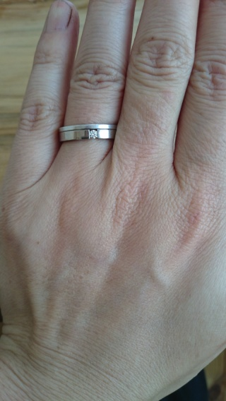 【MEISTER(マイスター)の口コミ】 指輪を見た瞬間に、『ラピュタみたい…』って言葉がもれてしまいま…
