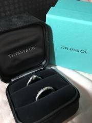【ティファニー(Tiffany & Co.)の口コミ】 お店の方の対応もとても良く好印象でした。何点か試着したり見せて頂きまし…