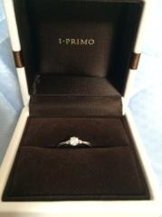 【アイプリモ(I-PRIMO)の口コミ】 夫と一緒に選びました。様々なデザインの中から一目惚れしました。 本来で…
