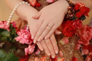 【TAKE-UP(テイクアップ)の口コミ】 ダイヤモンドの中でも希少価値の高いピンクダイヤを使っている所が一番の決…
