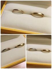 【ケイウノ ブライダル(K.UNO BRIDAL)の口コミ】 はじめは結婚指輪を買う気持ちがあまりなかったのですが、友人がオリジナル…