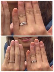 【アイプリモ(I-PRIMO)の口コミ】 仕事の関係で指輪などのアクセサリーをつけてなくて、そして旦那さんがプ…
