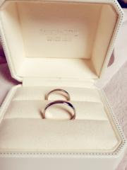 【MIKIMOTO(ミキモト)の口コミ】 結婚指輪(マリッジリング)を購入するにあって、ずっと指輪をつけたいと…