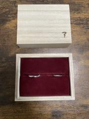 【ichi(イチ)の口コミ】 ゼクシィの指輪のページを見て、2人でこれにしたい!と一目惚れでした。 …