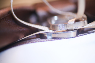 【mina.jewelry(ミナジュエリー)の口コミ】 婚約指輪を作らなかった分、結婚指輪はこだわって作りました。 選んだポイ…