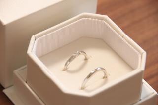 【4℃(ヨンドシー)の口コミ】 シンプルで自分に合う指輪を探していました。4℃は全国的にも店舗の多い安…