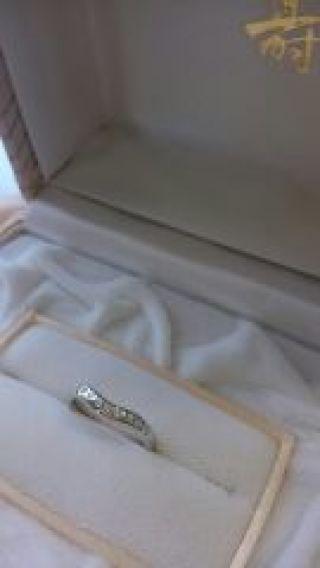 【ティファニー(Tiffany & Co.)の口コミ】 義姉の実家が貴金属を取り扱っている関係で、義母よりプレゼントという形で…