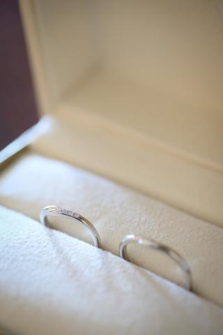 【ヴァンドーム青山(Vendome Aoyama)の口コミ】 価格も手頃でしたし、指がほそく綺麗に見えるのと、シンプルでダイヤも4連…