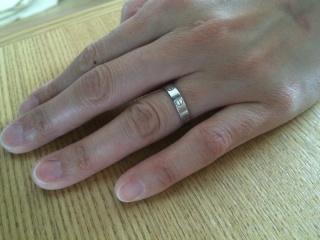 【カルティエ(Cartier)の口コミ】 もともと私が好きなアーティストの方が、カルティエの指輪をされているの…