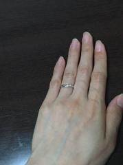 【アイプリモ(I-PRIMO)の口コミ】 手を握った時に違和感がないようなデザインに内側が作られているのが決め手…