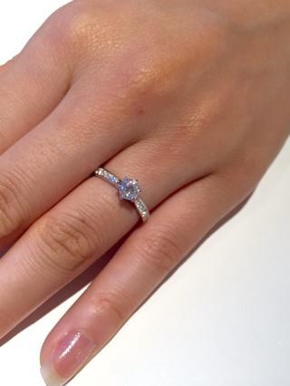【LEHAIM(レハイム)の口コミ】 価格と指輪のデザインとダイヤの質のバランス感がとてもよかったです!! …