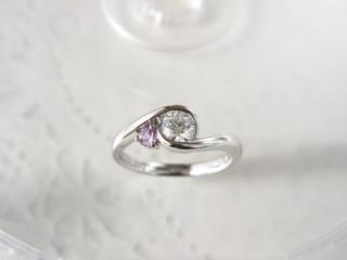 【ジュエリームナカタ(Jewelry MUNAKATA)の口コミ】 なんといっても手作りできるところ。 既成品を買って渡すだけよりも、想い…