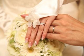 【LUCIE(ルシエ)の口コミ】 手が小さくて他のメーカーで気に入ったデザインがあっても結婚指輪で5号以…