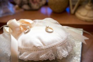 【ケイウノ ブライダル(K.UNO BRIDAL)の口コミ】 結婚指輪は長く身に着けるものなので、シンプルなものが良いなというのが…