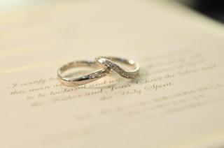 【ラザール ダイヤモンド(LAZARE DIAMOND)の口コミ】 私の指が細くてなかなか合うものに出会えなかったのですが、銀座で偶然見つ…