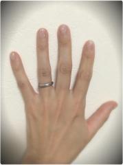【LAPAGE(ラパージュ)の口コミ】 旦那はシンプル、私はヴィンテージな指輪を求めていたので、どちらの要素も…