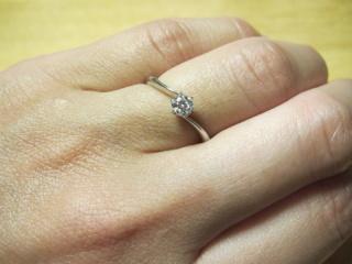 【ラザール ダイヤモンド(LAZARE DIAMOND)の口コミ】 指輪を選んでくれたのは主人です。 何件も検討した結果、こちらのブランド…