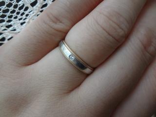 【MAHARAJA DIAMOND(マハラジャダイヤモンド)の口コミ】 シルバーとゴールドの2色使いを探していました。 越谷レイクタウンの中に…