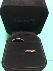 【ティファニー(Tiffany & Co.)の口コミ】 第一条件が、店舗数があり、しょうらいに渡って店がなくならないことでし…