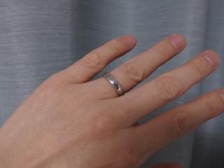 【アイプリモ(I-PRIMO)の口コミ】 初めはどのデザインの指輪もピンときませんでしたのでお店の方に言われるま…