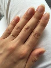 【鎌倉彫金工房(かまくらちょうきんこうぼう)の口コミ】 婚約指輪と同じブランドのカルティエにしようとおもって見に行きましたが…
