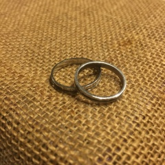 【True Love(トゥルーラブ)の口コミ】 日常でも使いやすいシンプルなものを探していました。その中でもこの指輪に…