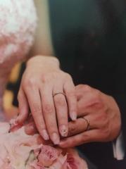 【ティファニー(Tiffany & Co.)の口コミ】 私が選んではいませんが、旦那が私と結婚する!と決意をした時にもらいま…