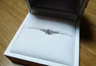 【美輪宝石の口コミ】 結婚前に宝飾関係の仕事をしていたので、ブランドではなく、ダイヤの質に…