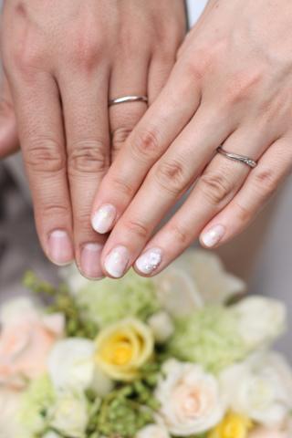 【アイプリモ(I-PRIMO)の口コミ】 予算10万から15万円程度で女性の指輪を、男性のものは細いプラチナ製で…