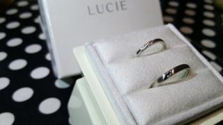 【LUCIE(ルシエ)の口コミ】 既製品ではなく、二人でデザインを考えて指輪を作れたのが良かったです!!…