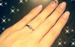 【カルティエ(Cartier)の口コミ】 学生時代からカルティエに憧れており、プロポーズされたときに指輪はカルテ…